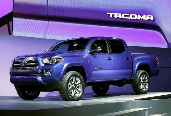 2016 Toyota Trucks for Sale in Auburn at Doxon Toyota