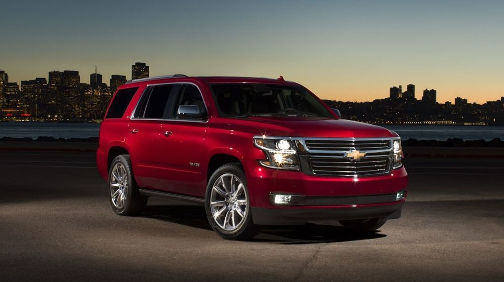 2016 Chevy Tahoe for lease near Leesburg, VA