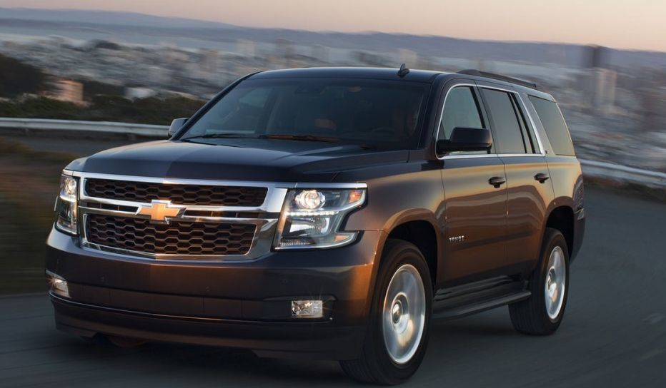 2016 Chevy Tahoe for lease near Sterling, VA