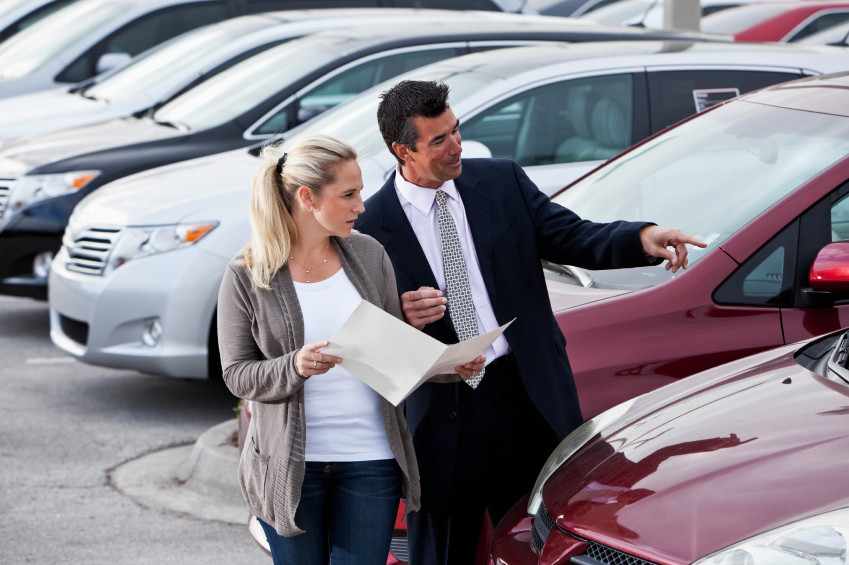 Vehicle Financing in Maryland