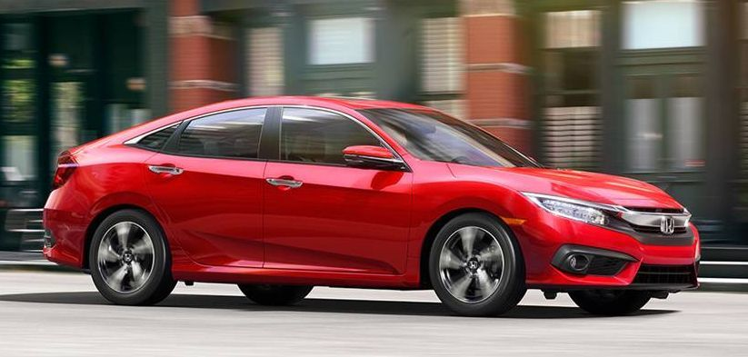 2016 Honda Civic for sale near Woodbridge, VA