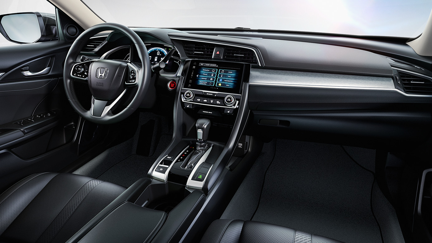 2016 Civic Interior