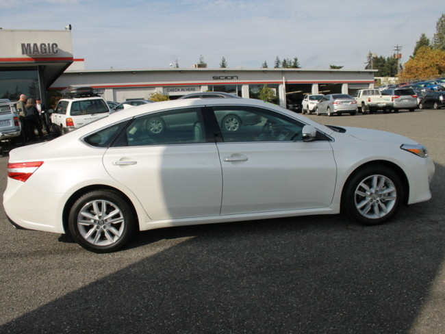 Avalon For Sale >> Used Toyota Avalon For Sale Near Lynnwood Magic Toyota