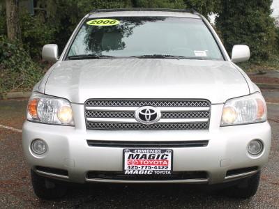Used Toyota Highlander Hybrid For Sale Near Lynnwood Magic Toyota