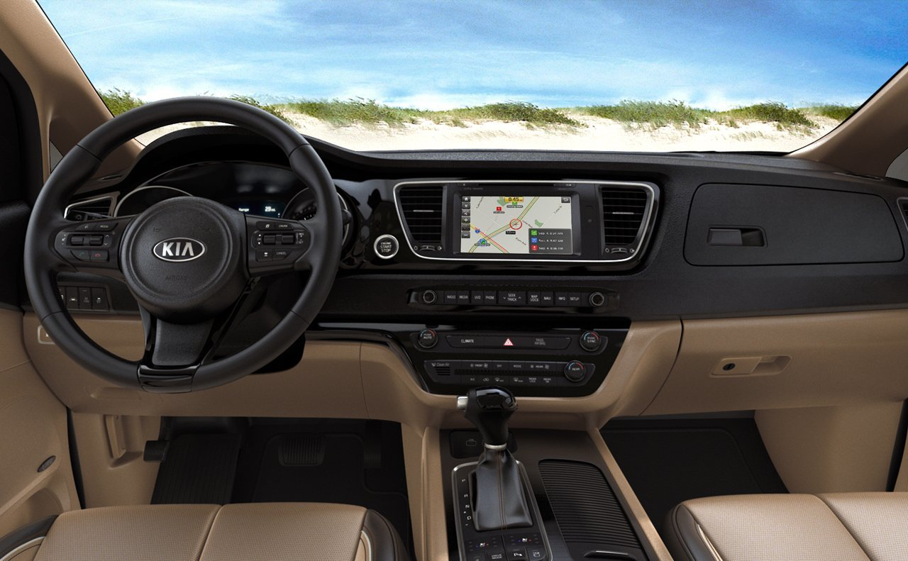 2015 Kia Sedona Near Houston And Crosby Baytown Dealership Wont Start Technology