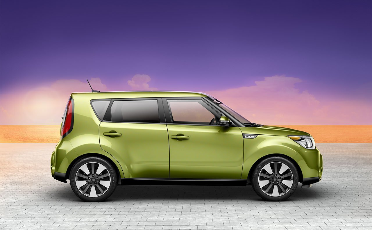2015 Kia Soul Near Houston