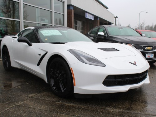 Corvette For Sale >> 2016 Chevrolet Corvette For Sale Near Bellevue Evergreen