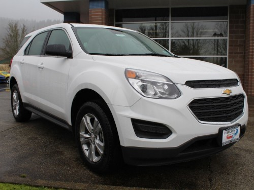 2016 Chevrolet Equinox for Sale near Bellevue at Evergreen Chevrolet