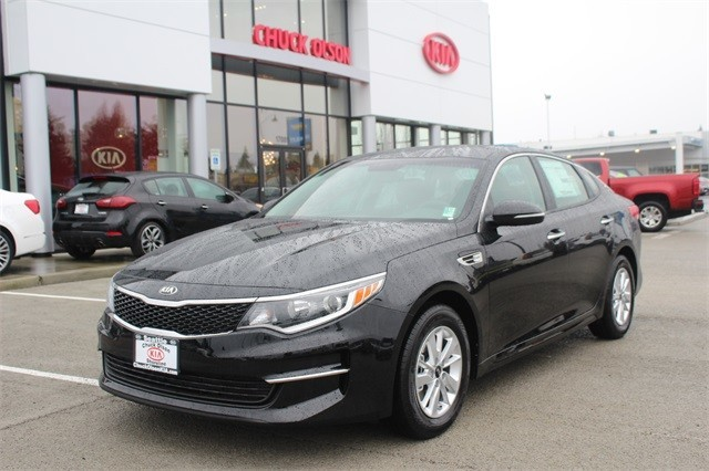 2016 Kia Optima near Seattle at Chuck Olson Kia