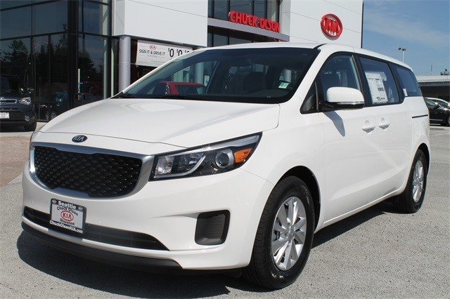 2016 Kia Sedona near Seattle at Chuck Olson Kia