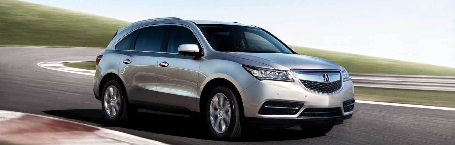 2016 Acura MDX for Lease near Fairfax, VA