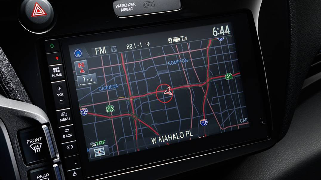 Perfect Honda Satellite Linked Navigation System ...