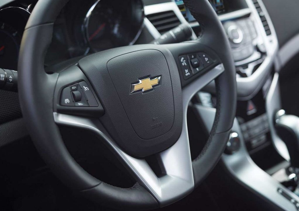 Chevy Cruze Limited Interior