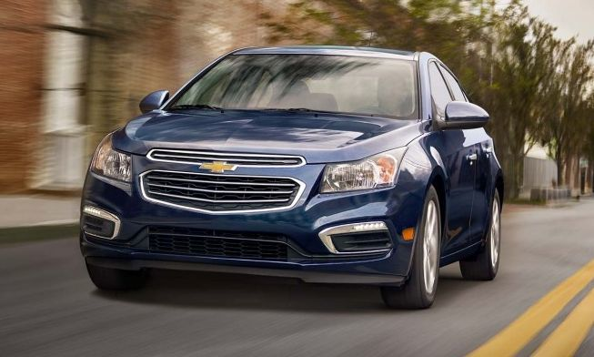 2016 Chevy Cruze Limited for Sale near Sterling, VA