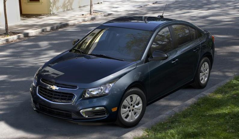 2016 Chevy Cruze Limited for Sale near Fairfax, VA