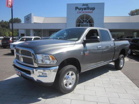 Lifted Dodge Trucks for Sale in Puyallup at Larson Chrysler Jeep Dodge Ram