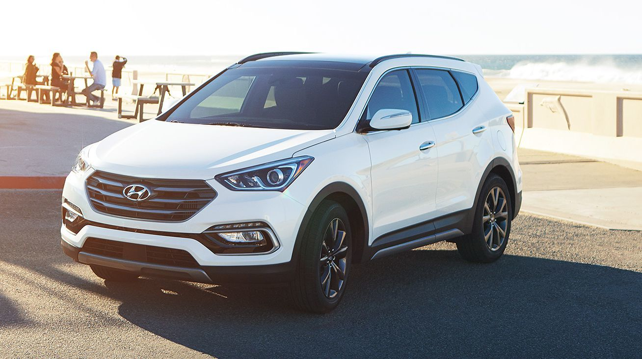 2017 Hyundai Santa Fe Sport for Sale near Fairfax, VA