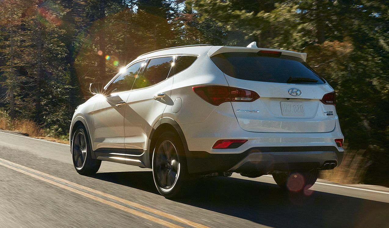 2017 Hyundai Santa Fe Sport for Sale near Manassas, VA