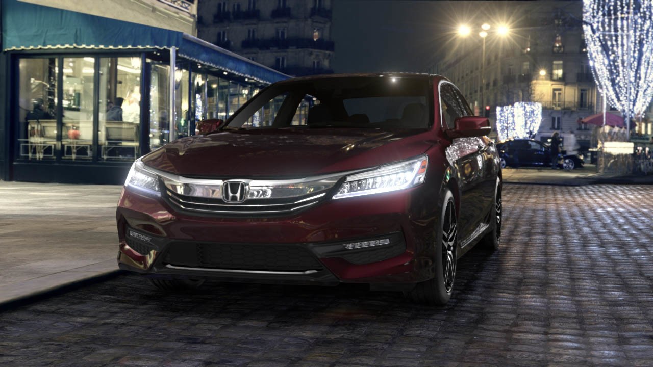 2016 Honda Accord vs the 2016 Toyota Camry for Sale near Capitol Heights, MD