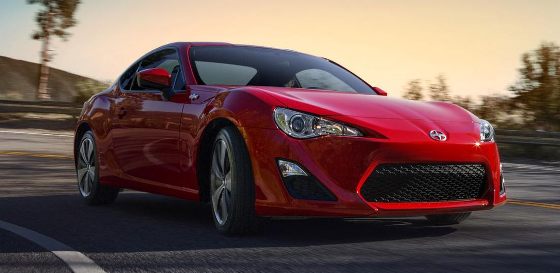 New Scion Vehicles for Sale in Maryland