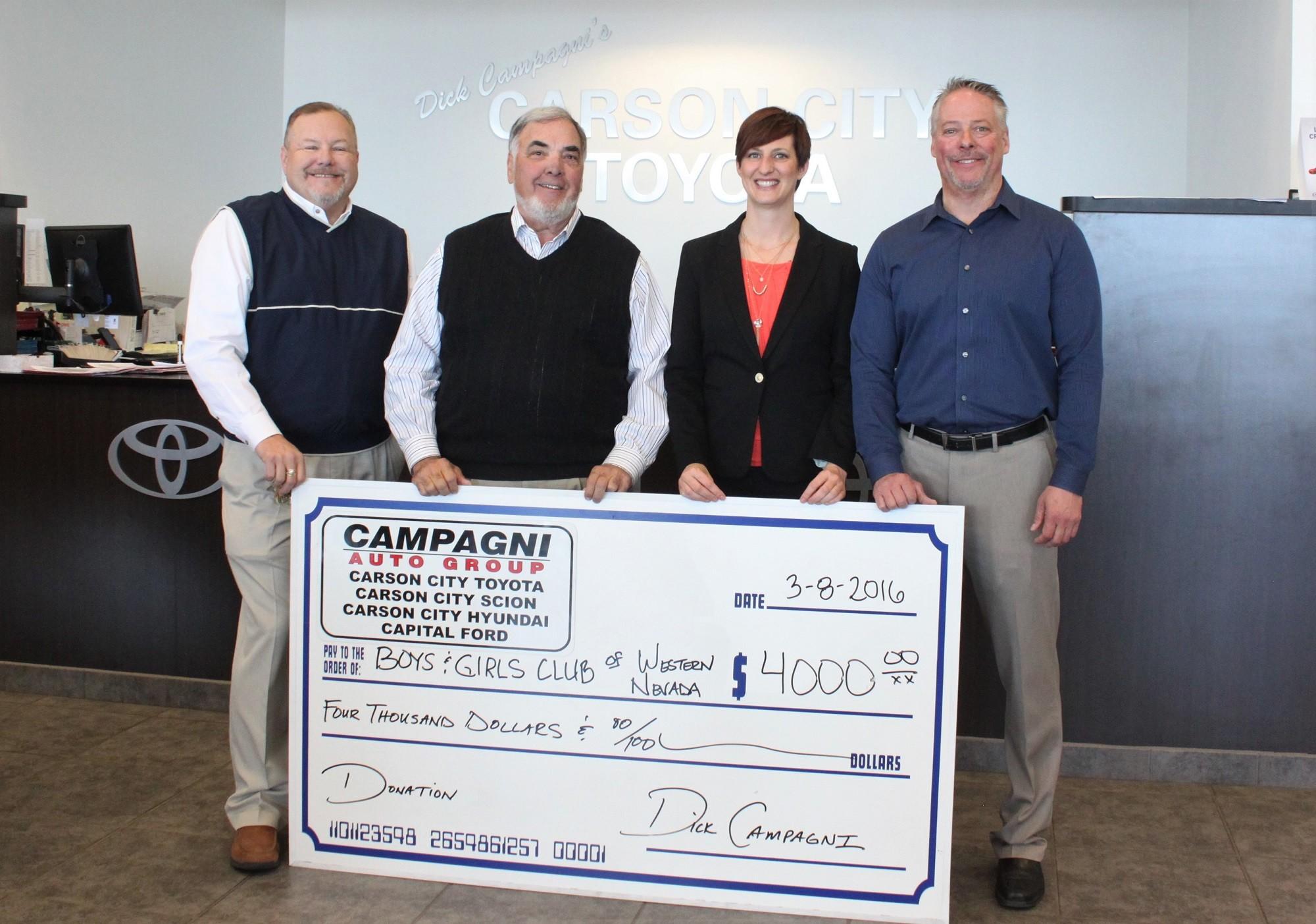 Capital Ford Carson City >> Community Campagni Auto Group