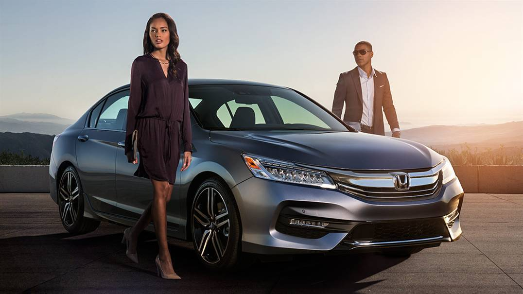 2016 Honda Accord vs 2016 Volkswagen Passat neat Washington, DC