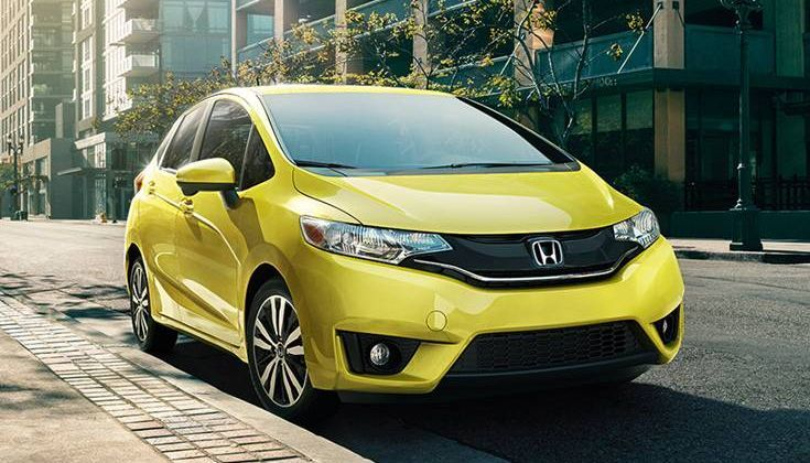 2016 Honda Fit vs 2016 Toyota Yaris near Washington, DC