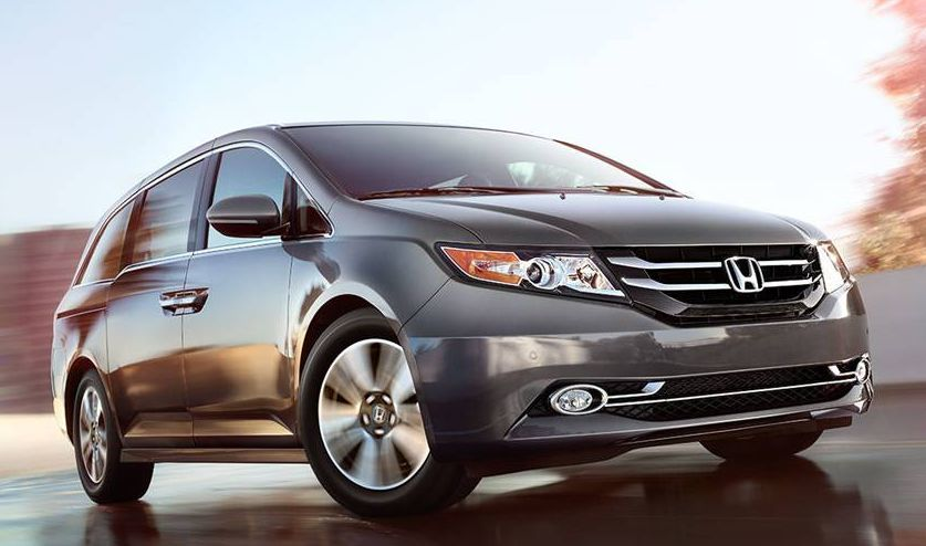 2016 Honda Odyssey vs 2016 Kia Sedona near Washington, DC