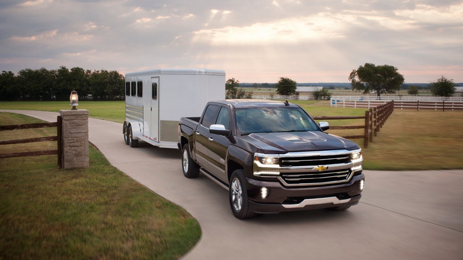 Chevy Silverado 1500 Towing Power
