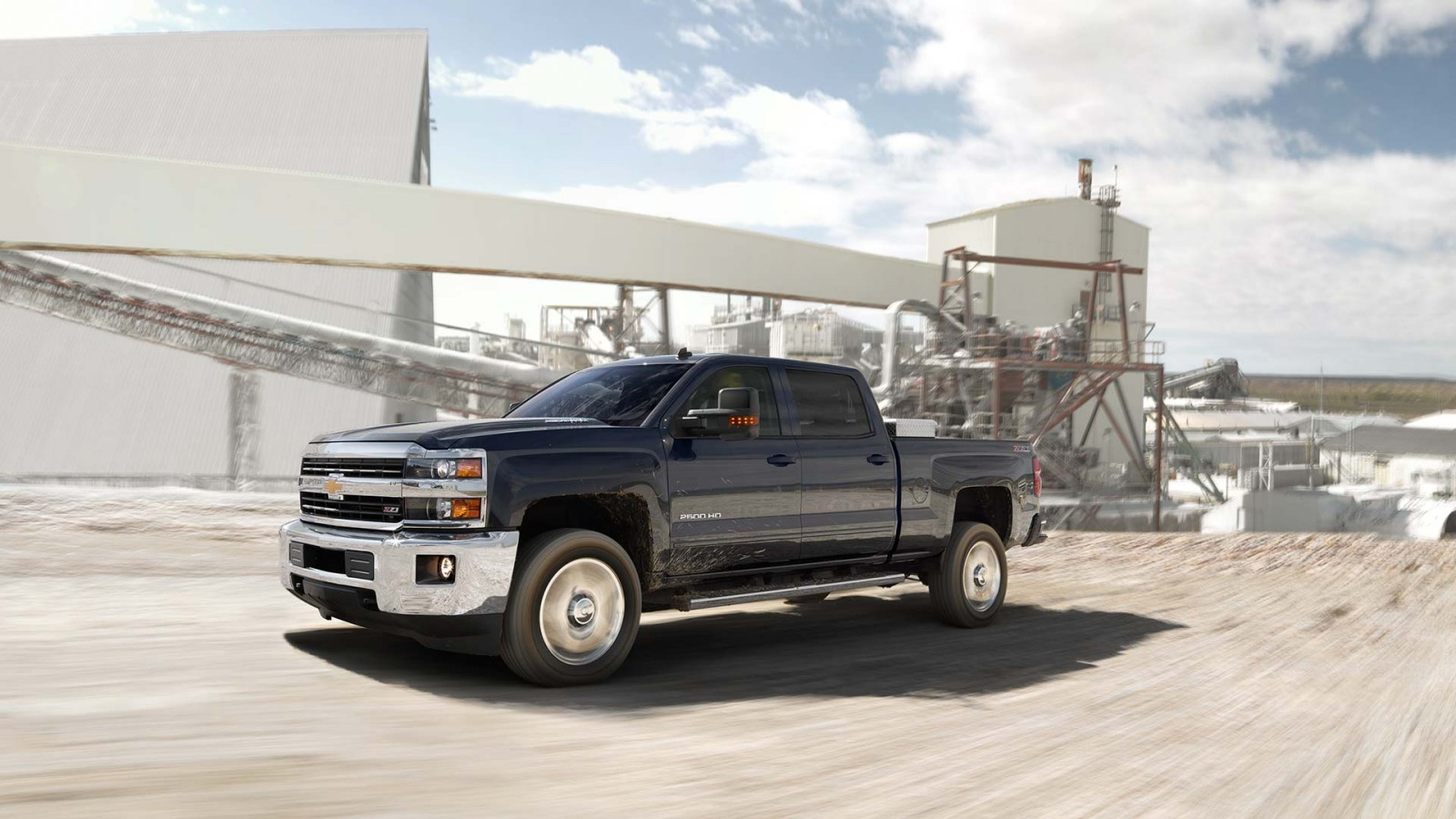 2016 Chevy Silverado 2500HD near Washington, DC