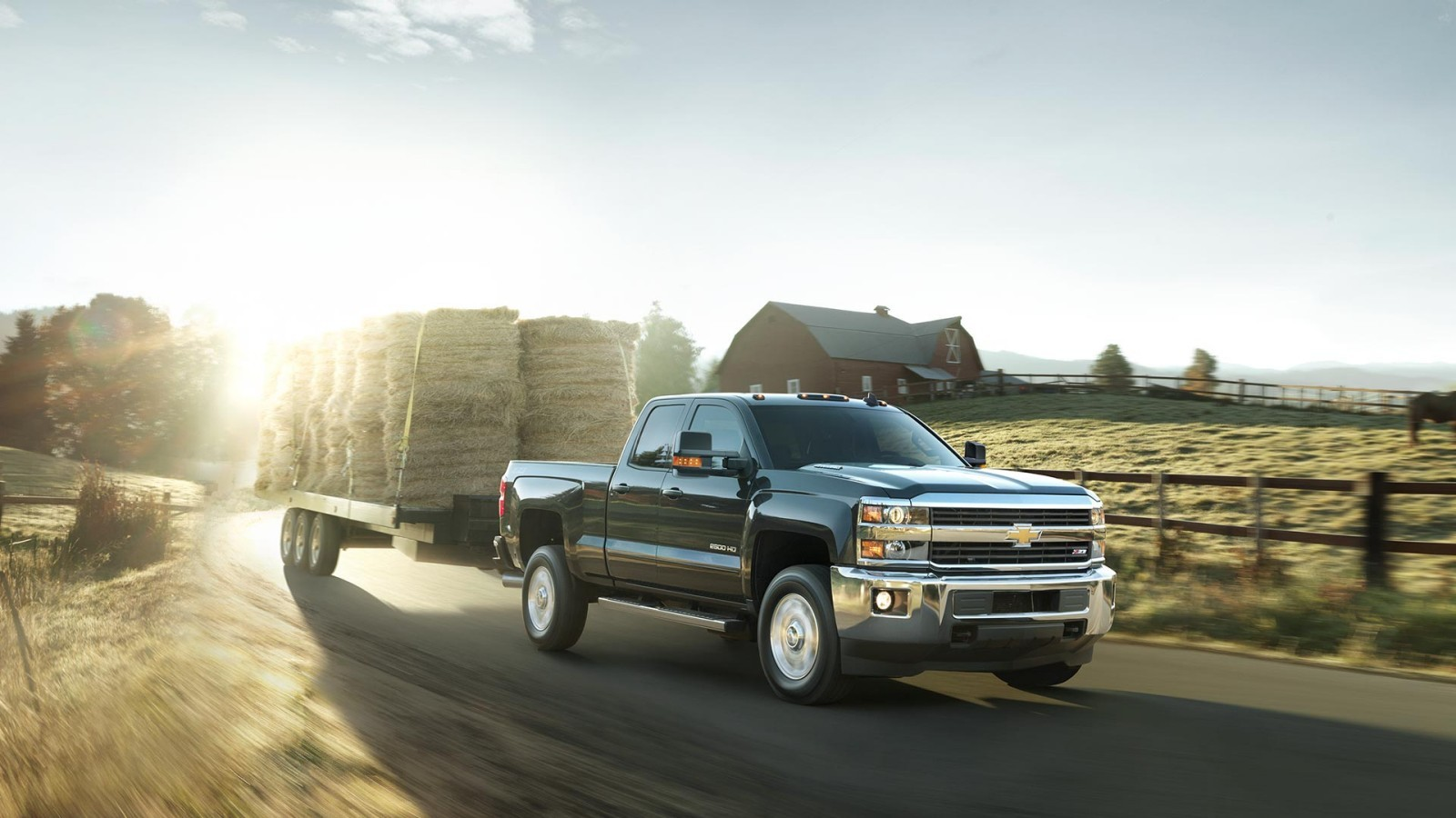 2016 Silverado 2500HD Towing Power
