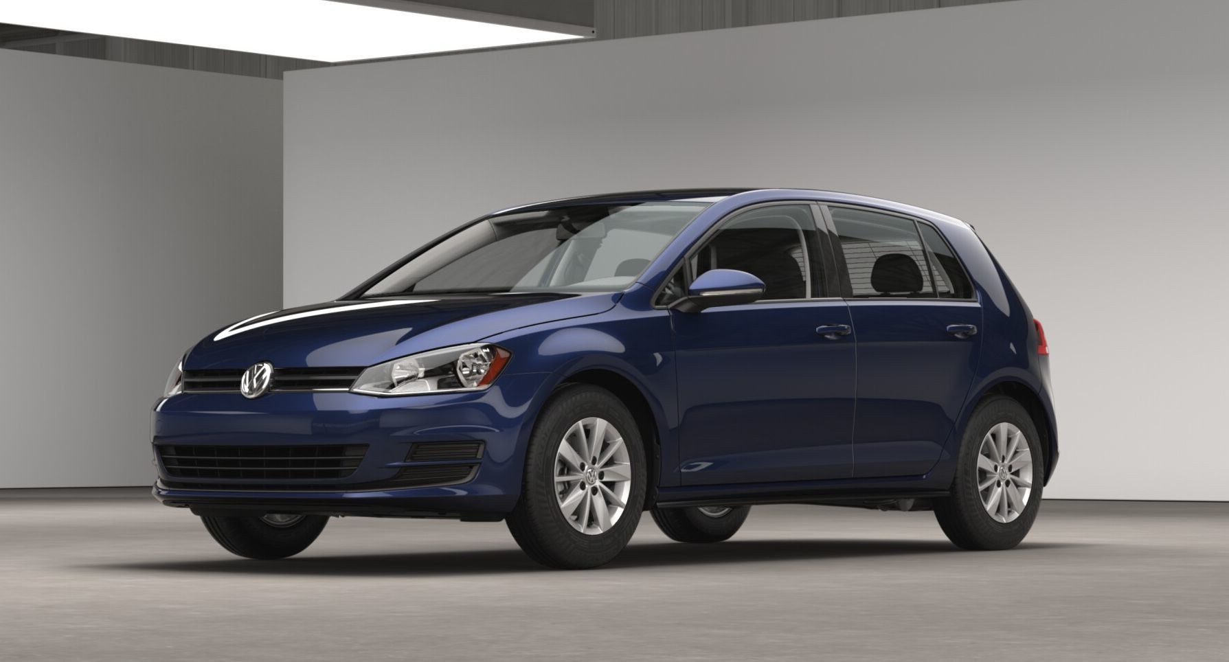 2016 VW Golf vs 2016 Ford Focus near Frederick, MD