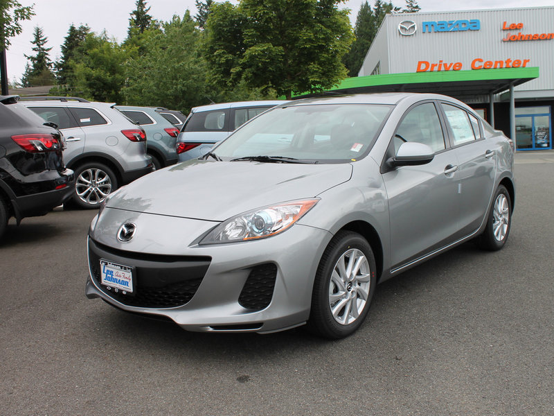 2013 Mazda3 for Sale near Woodinville at Lee Johnson Mazda