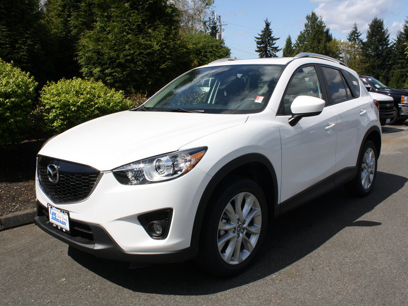 2014 Mazda CX-5 for Sale near Woodinville at Lee Johnson Mazda
