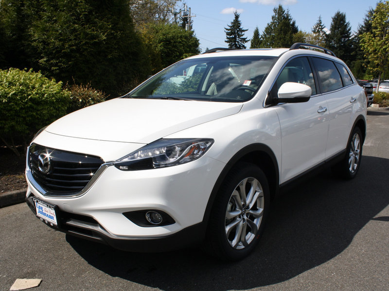 2013 Mazda CX-9 for Sale near Woodinville at Lee Johnson Mazda
