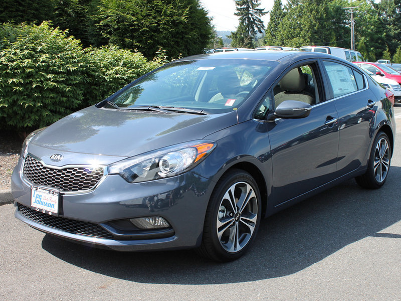 Kia Forte 5 for Sale near Seattle