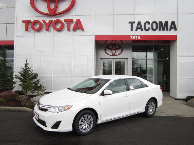 Toyota Camry Hybrid Service in Tacoma