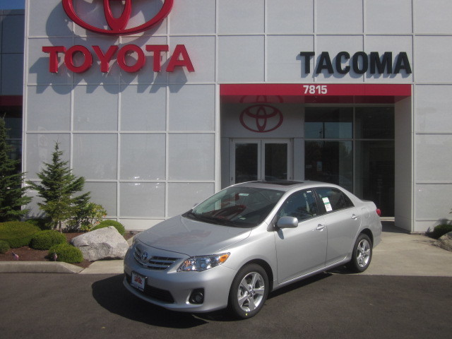 What Are The Trims Of 2014 Toyota Corolla Near Seattle?