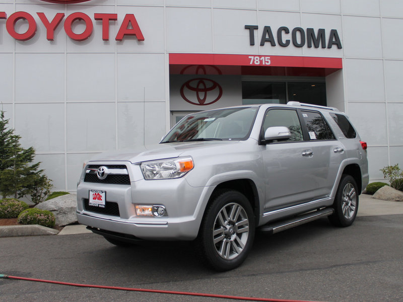 Toyota 4Runner Service near Lacey