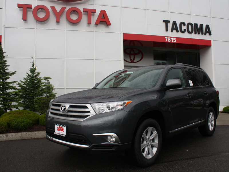 2013 Toyota Highlander for Sale near Auburn