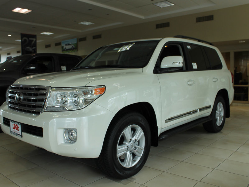 Toyota Land Cruiser Service near Lacey