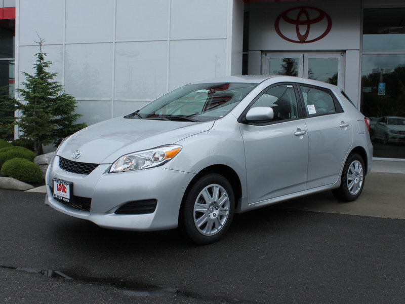 Toyota Matrix Service in Tacoma