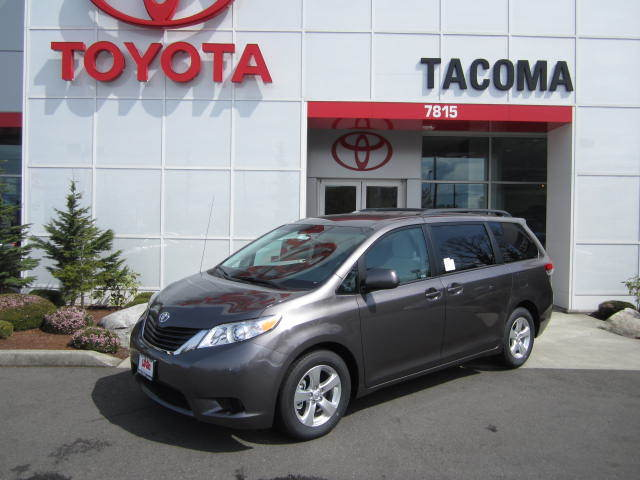 Toyota Sienna Service in Tacoma