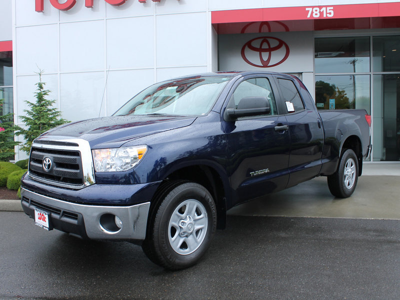 What Are the Trims of 2014 Toyota Tundra near Seattle?