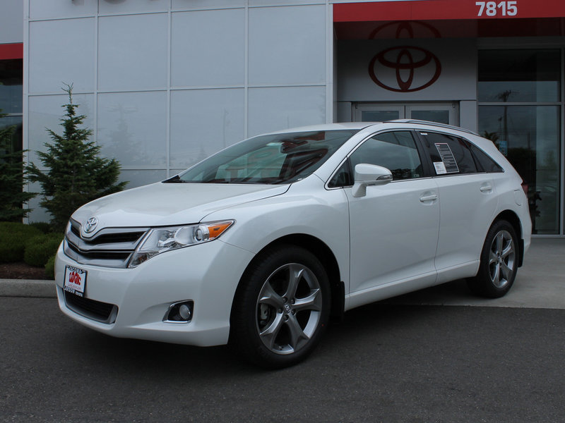 Toyota Venza Service near Lacey