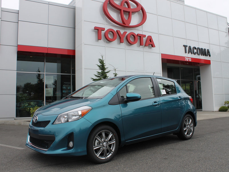 2014 Toyota Yaris for Sale near Auburn