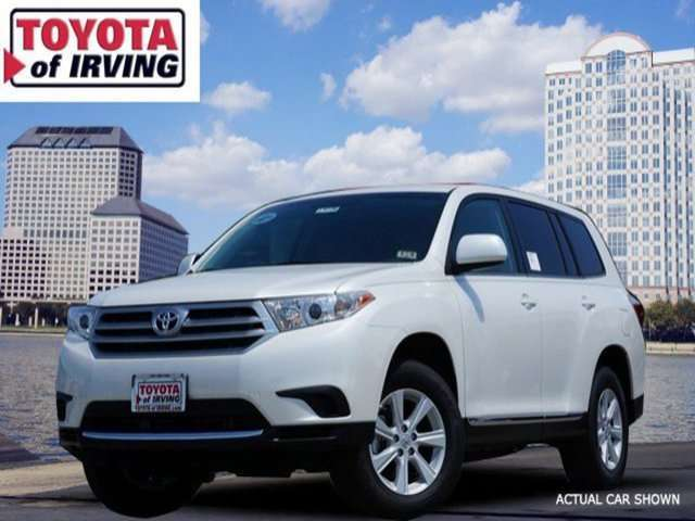 2013 Toyota Highlander For Sale >> 2013 Toyota Highlander For Sale In Irving Toyota Of Irving