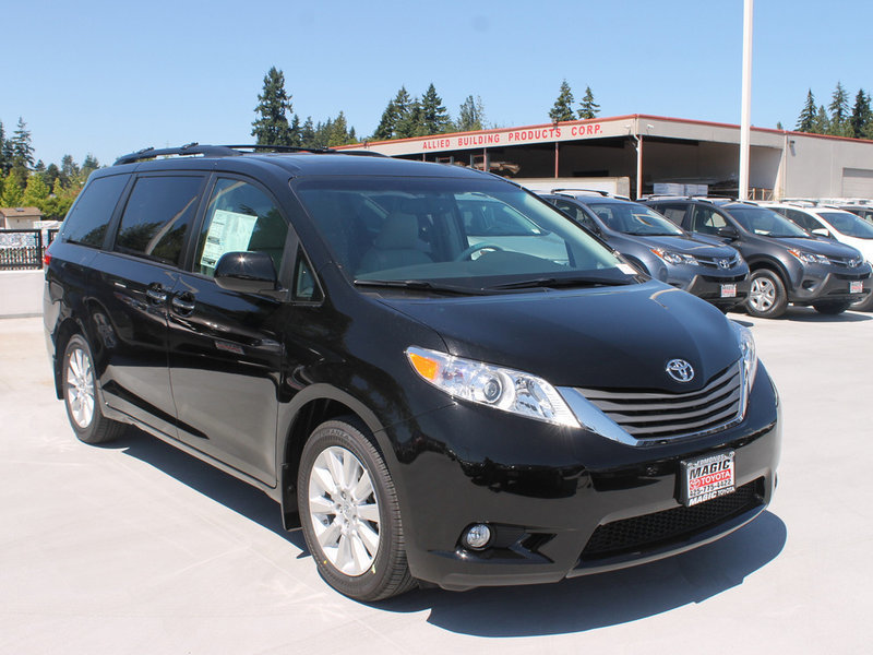 Toyota For Sale By Owner >> One Owner Toyota Sienna For Sale Near Seattle Magic Toyota