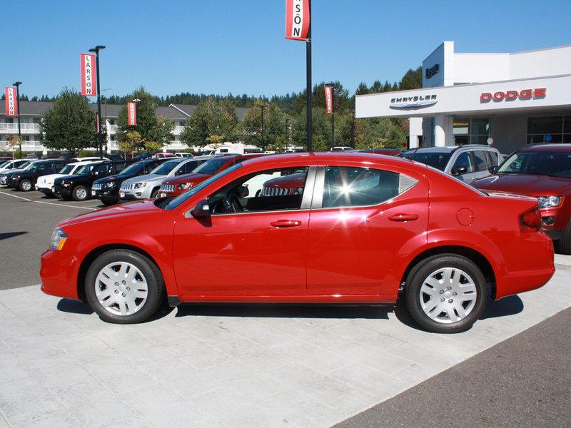 2013 Dodge Avenger for Sale near Auburn - Larson Dodge
