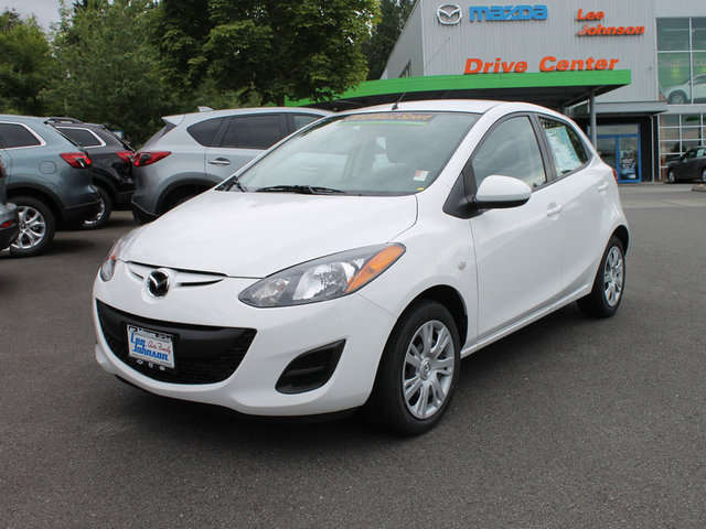 2014 Mazda2 for Sale near Bellevue at Lee Johnson Mazda